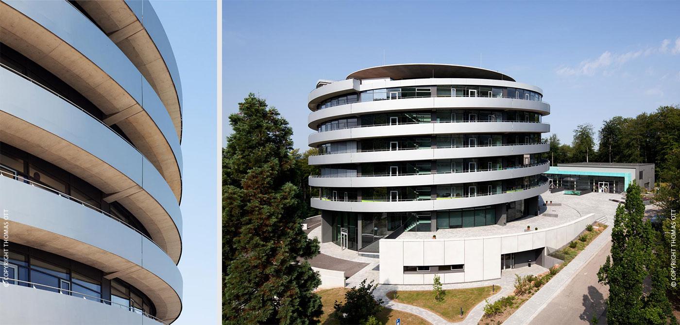 Architekten Heidelberg ott fotografie advanced trainig centre embl heidelberg