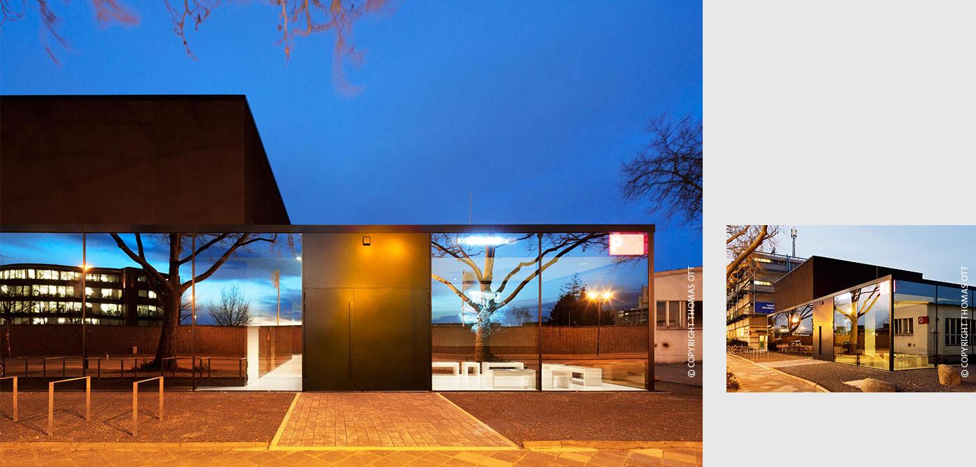 Architekten In Mannheim ott fotografie kve hochschule mannheim staab architekten